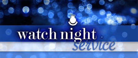 New Year\'s Eve Watchnight Services • Gospel Happenings