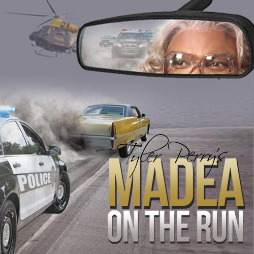 Tyler Perrys Madea On the Run