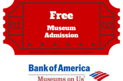 Free museum admission for Bank of America/Merrill Lynch customers