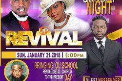 Up Church Sunday Night Revival