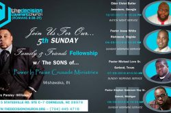 5th Sunday Family & Friends Day