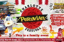 Charlotte Peruvian Festival 2018