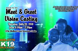 Meet & Greet Vision Casting