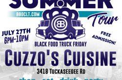 Black Food Truck Fridays