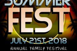 2018 Queen City Summer Festival
