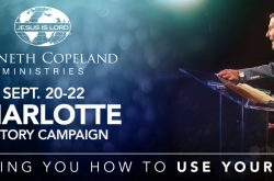 Kenneth Copeland Ministries Charlotte Victory Campaign