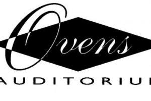 Ovens Auditorium Logo