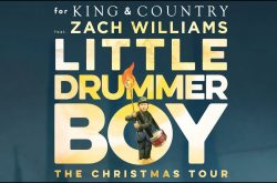 For KING & COUNTRY - Little Drummer Boy Christmas Tour
