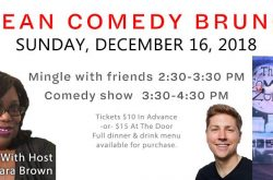 Clean Comedy Brunch