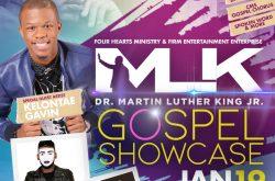 2019 MLK Gospel Showcase ft. Kelontae Gavin
