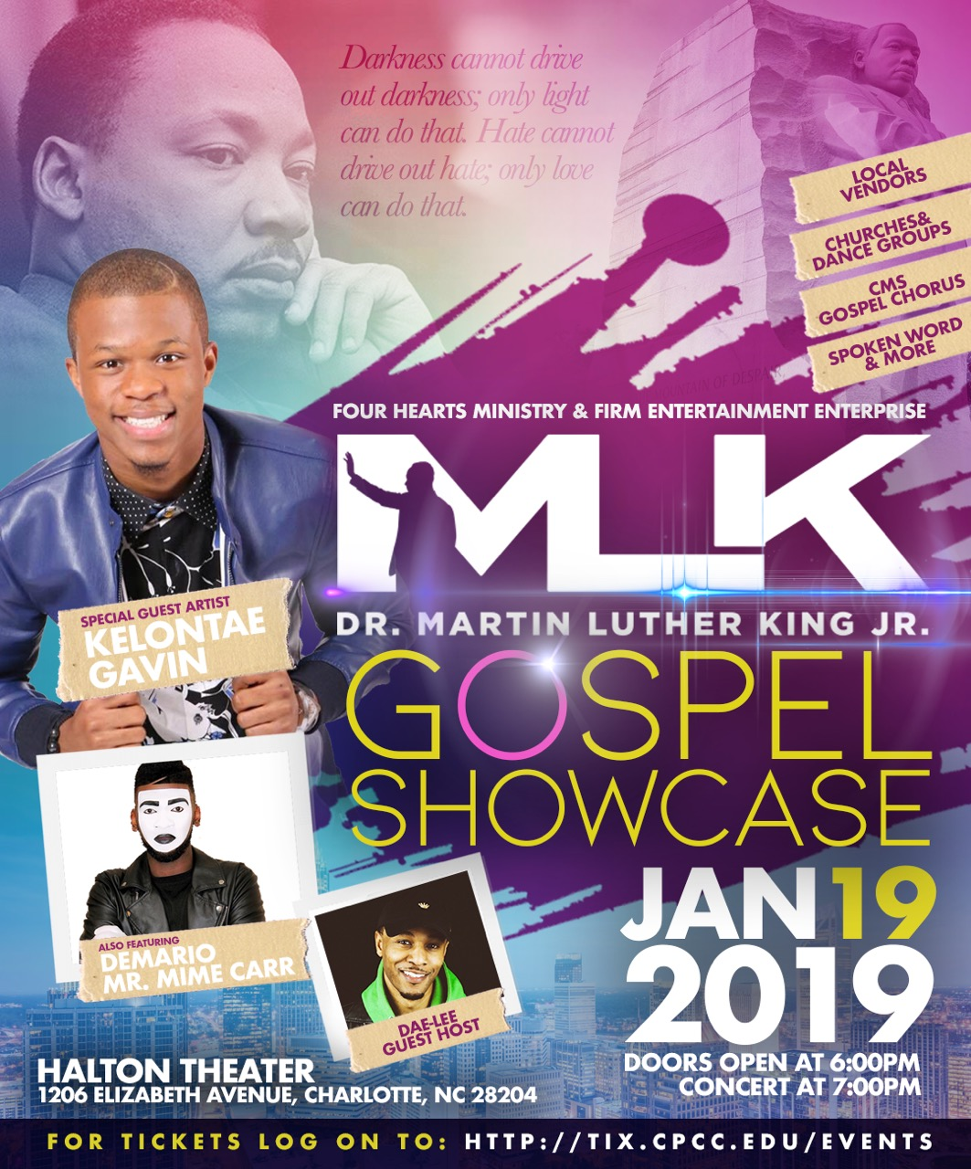 2019 MLK Gospel Showcase