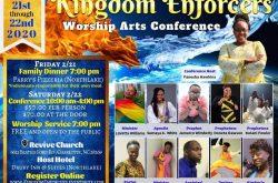 Kingdom Enforcers Worship Arts Conference