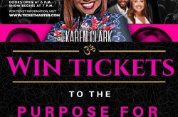 Contest – Purpose of Pink Tour