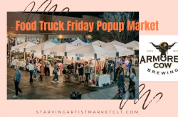 Food Truck Friday Popup at the Cow