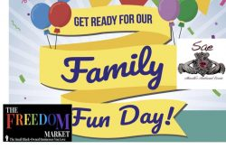 Family Fun Day & Community Back to school Drive