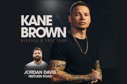 Kane Brown - Blessed & Free Tour