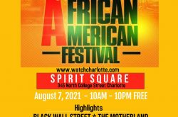 8th Annual Charlotte African-American Festival
