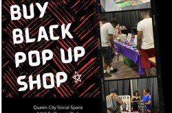Buy Black Pop Up Shop