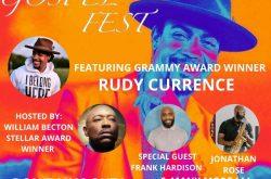 Welcome Back CLT Gospel Fest Featuring Rudy Curren